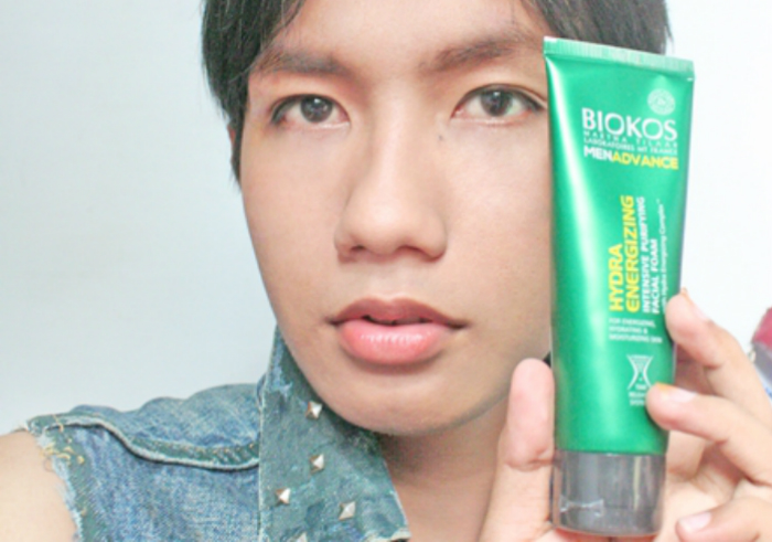 gambar review ke-1 untuk Biokos Men Advance Hydra Energizing Facial Foam
