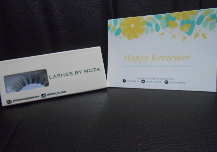 image review Lashes By Moza