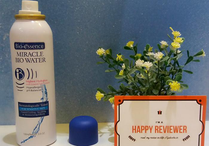 gambar review ke-1 untuk Bio-Essence Miracle Bio Water