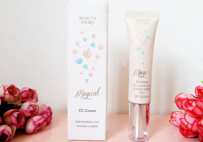 image review Beauty Story Magical CC Cream