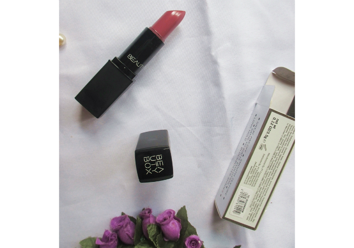 gambar review ke-1 untuk Beauty Box Urban Lips Buckingham