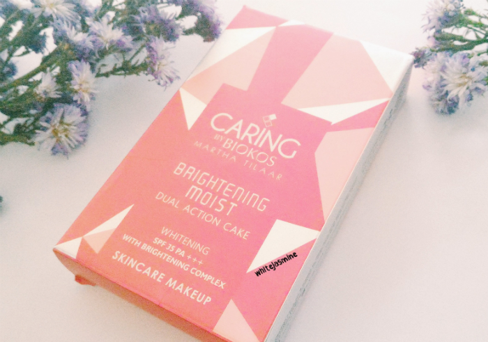 Caring By Biokos Advanced Hydra Protection Dual Action Cake Brightening Moist