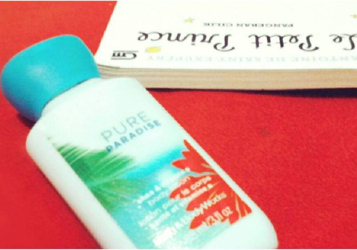 image review Bath & Body Works Body Lotion Pure Paradise