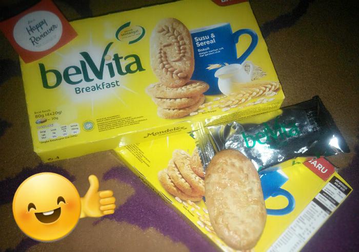 gambar review ke-1 untuk Biskuit Belvita Breakfast