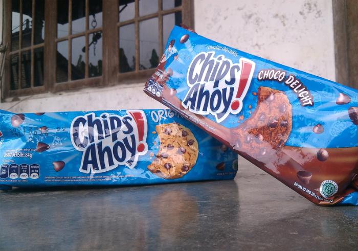 gambar review ke-1 untuk Chips Ahoy!
