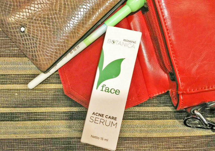 Mineral Botanica Acne Care Serum
