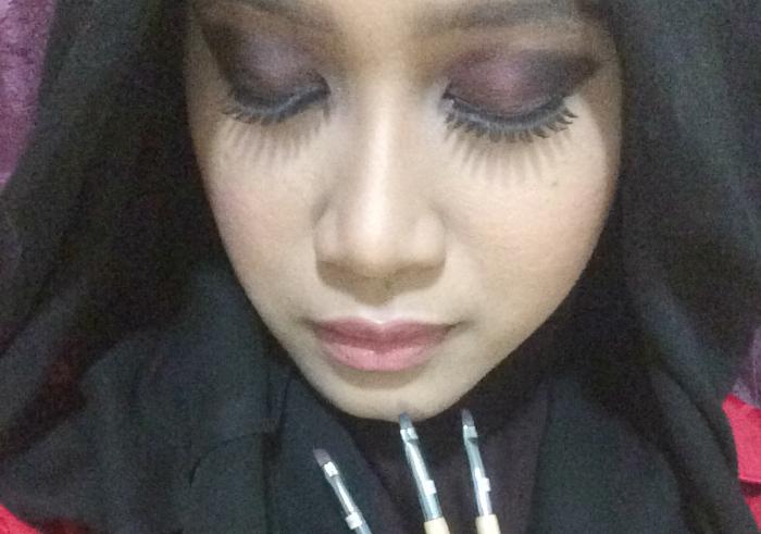 image review QVS 3 Lip & Eye Artist Brushes