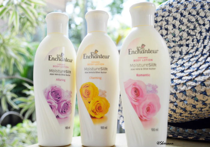image review Enchanteur Perfumed Body Lotion