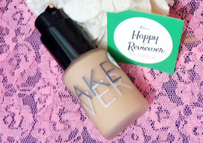 image review Make Over Liquid Matt Foundation Pink Shade