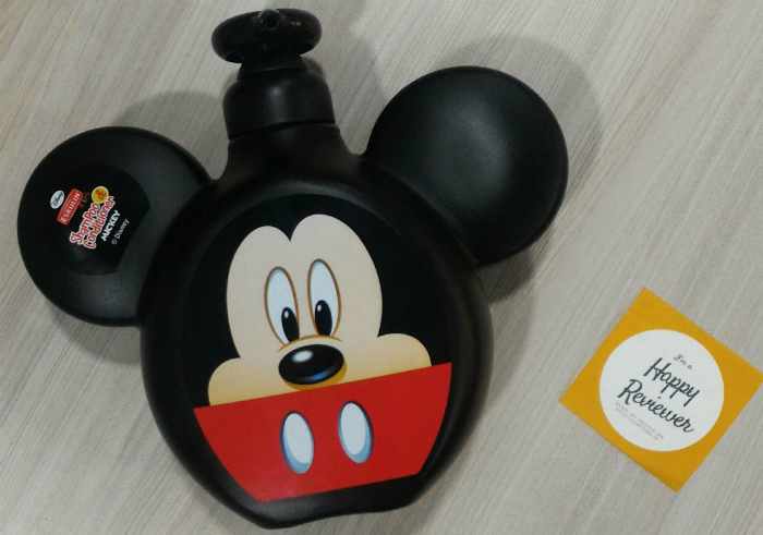 image review Eskulin Kids Shampoo & Conditioner Mickey