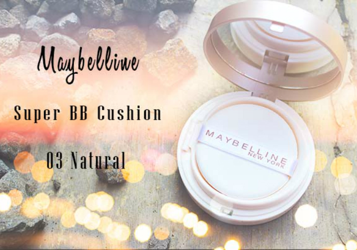 gambar review ke-1 untuk Maybelline Super BB Cushion Natural