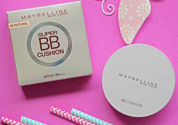 image review Maybelline Super BB Cushion Natural