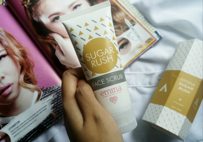 image review Emina Sugar Rush Face Scrub