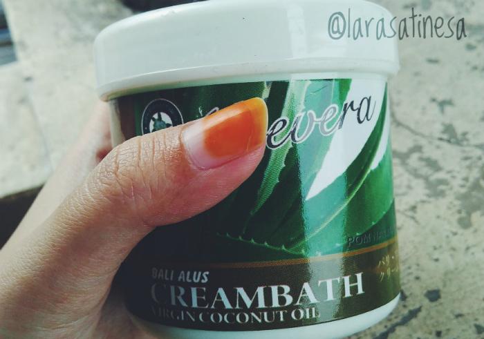 Bali Alus Creambath Aloe Vera