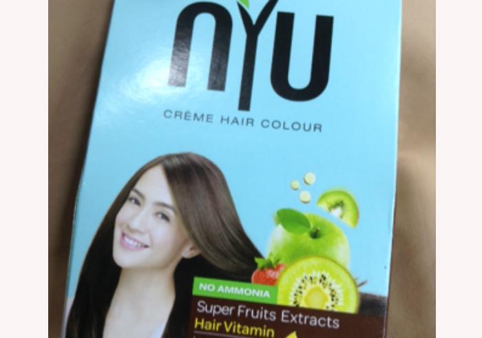image review NYU Creme Hair Colour Natural Brown