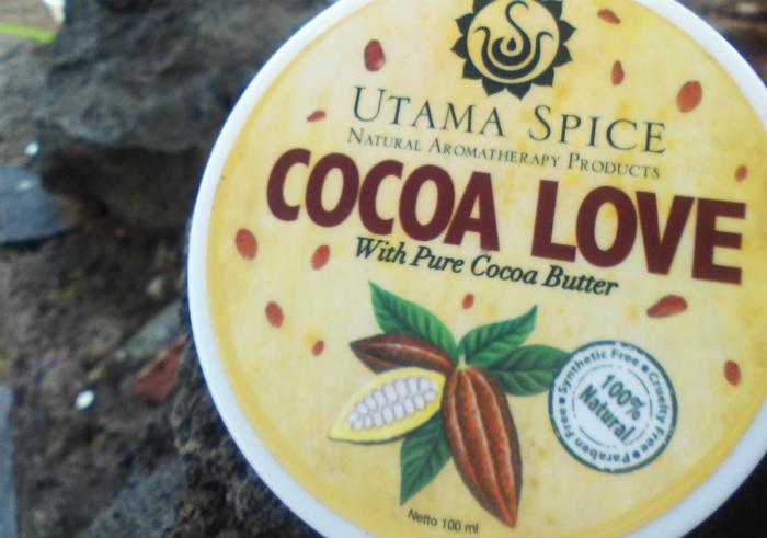 review user Utama Spice Cocoa Love Body Butter
