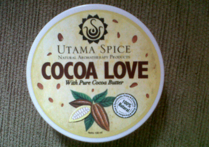 Utama Spice Cocoa Love Body Butter
