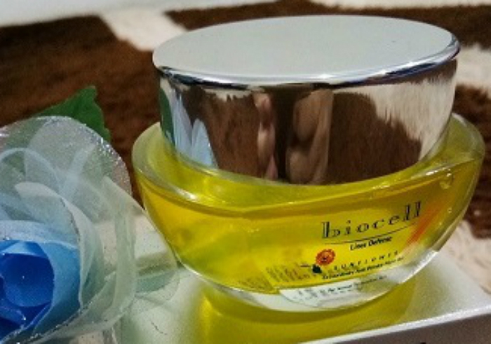 image review Biocell Sunflower Anti Wrinkle Night Gel