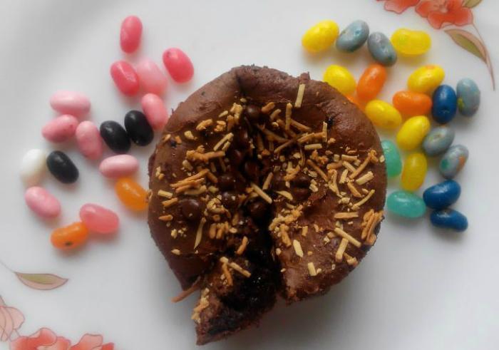 image review Serambi Botani Instan Cupcake Choco Cheese