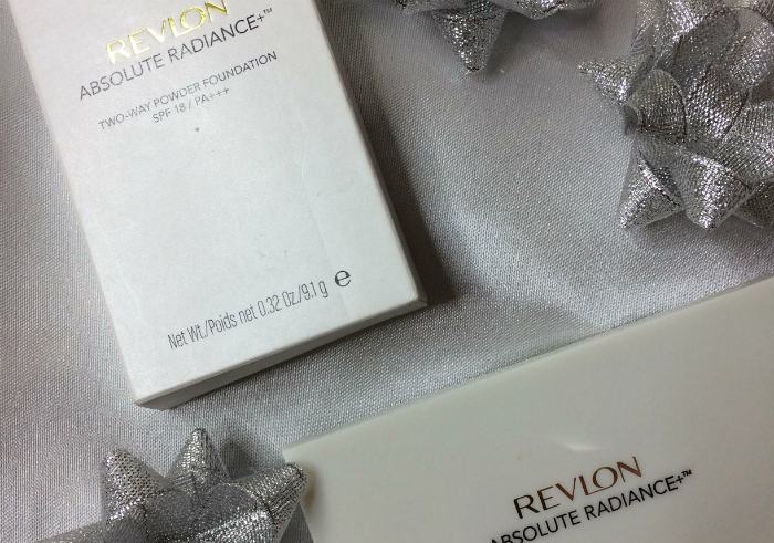 image review Revlon Absolute Radiance Two-Way Powder Foundation Cool Beige