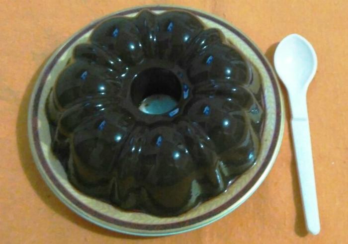gambar review ke-1 untuk Ceres Chocolate Pudding