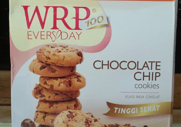image review WRP Cookies Chocolate Chips
