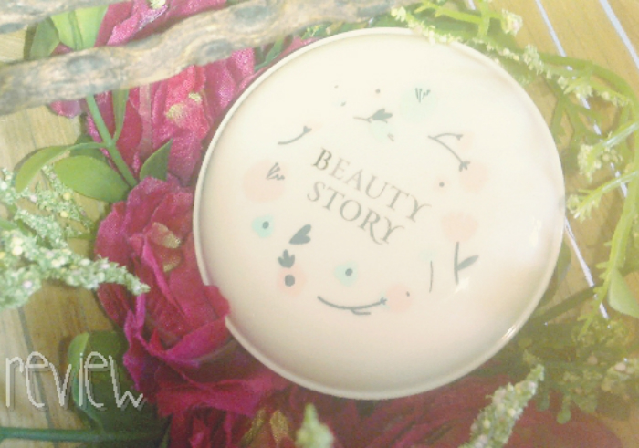 gambar review ke-1 untuk Beauty Story Sweet Lip and Cheek Sweet Pea