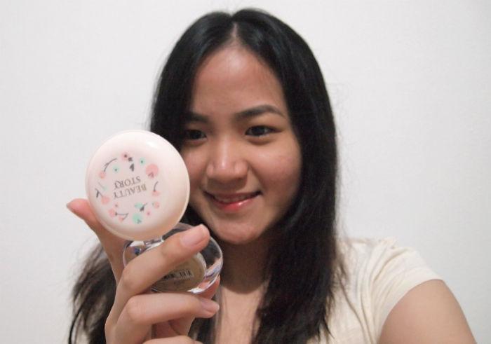 image review Beauty Story Sweet Lip and Cheek Sweet Pea