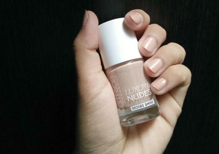 image review Catrice Luxury Nudes Caramel Confession