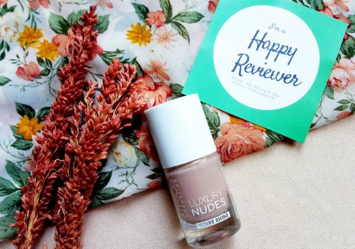 gambar review ke-1 untuk Catrice Luxury Nudes Caramel Confession
