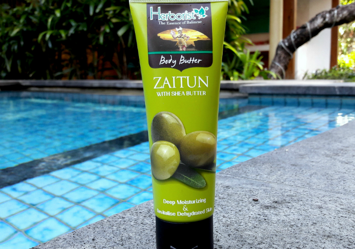image review Herborist Body Butter Zaitun With Shea Butter