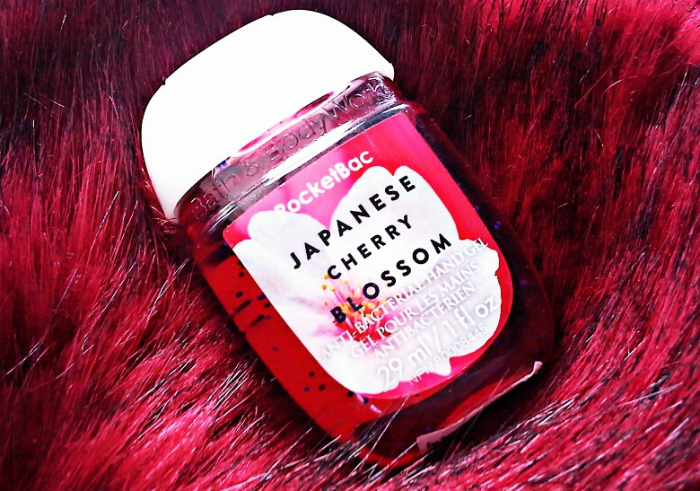image review Bath & Body Works Hand Gel Japanese Cherry Blossom