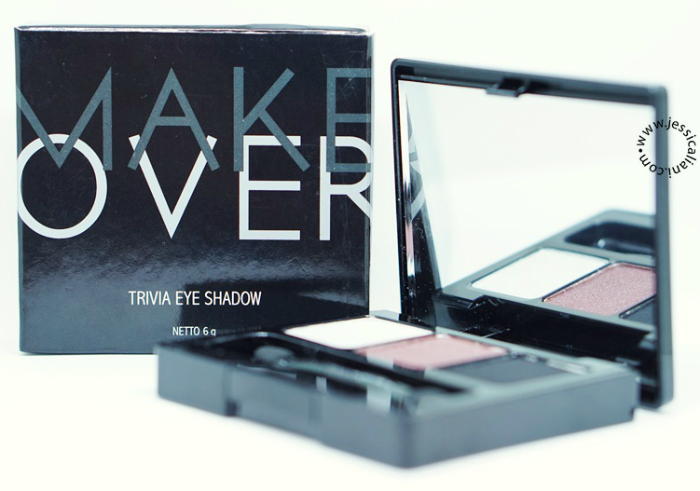 image review Make Over Trivia Eyeshadow Love at First Sight