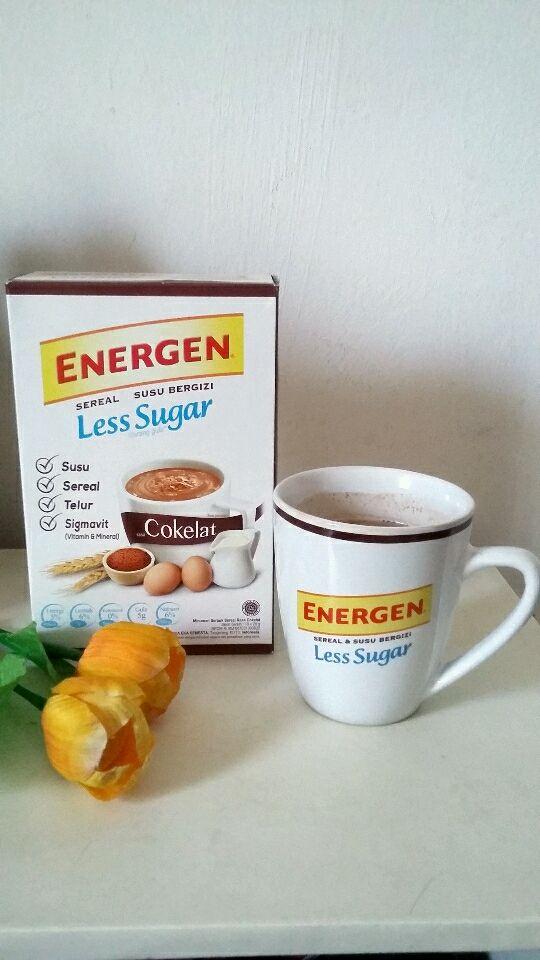 gambar review ke-2 untuk Energen Less Sugar