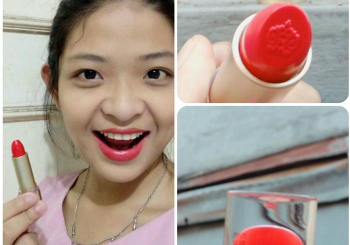 image review Sariayu Lipstick Marunda 3