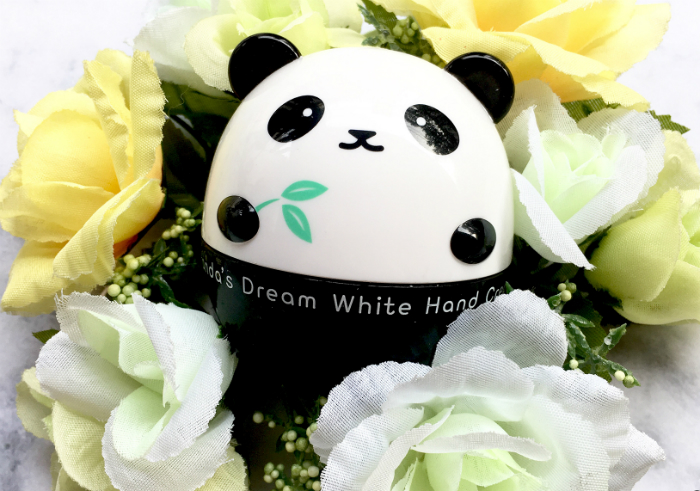 image review Tony Moly Panda's Dream White Hand Cream