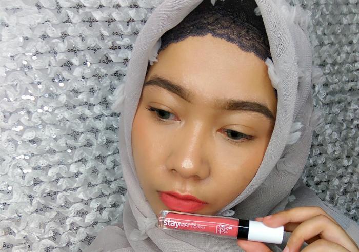 image review Lip Cream La Tulipe Stay Matte