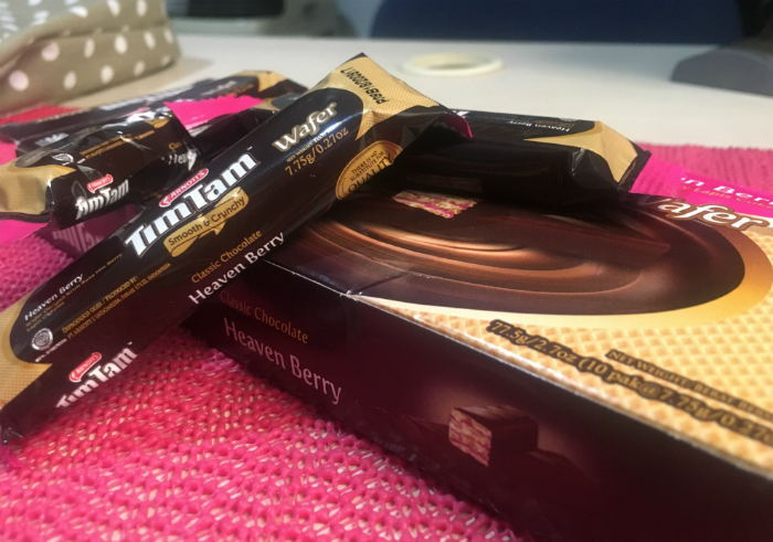 image review Tim Tam Heaven Berry Smooth & Crunchy