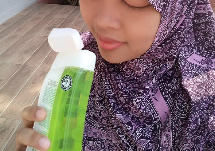image review Lervia Milk Shower Cream Plus Avocado