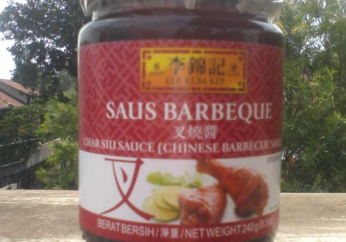 image review Lee Kum Kee Saus Barbeque