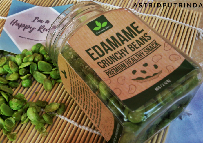 image review Greenerie Bites Edamame Crunchy Beans
