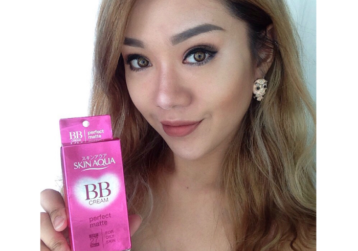 gambar review ke-1 untuk Skin Aqua BB Cream Perfect Matte