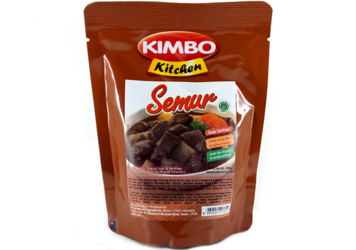 image review Kimbo Kitchen Semur