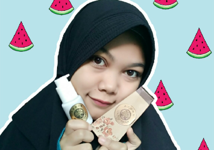 image review Bali Alus Moksa Hand Cream