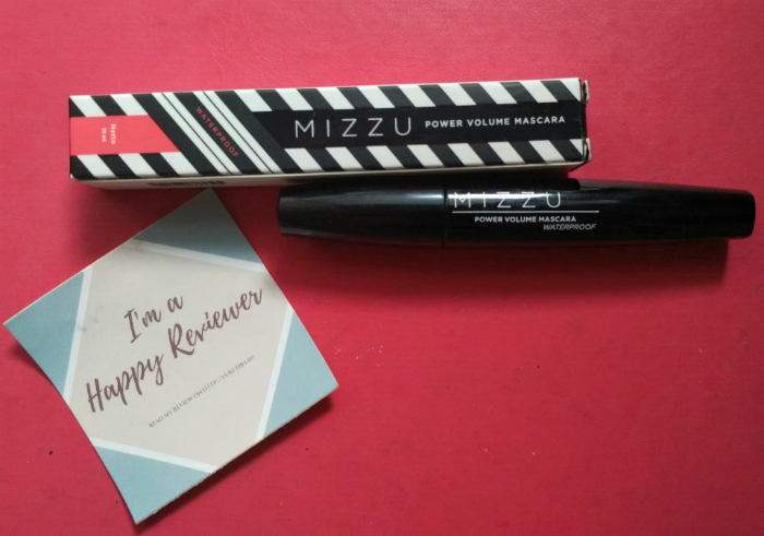 image review Mascara Mizzu Power Volume