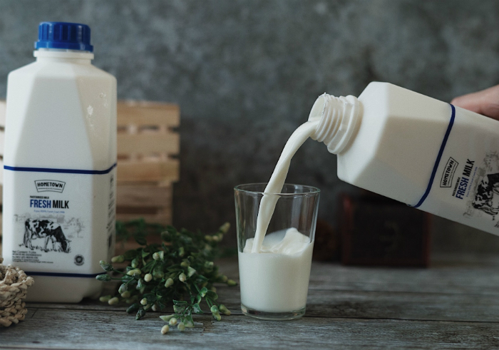 image review Hometown Dairy Fresh Milk