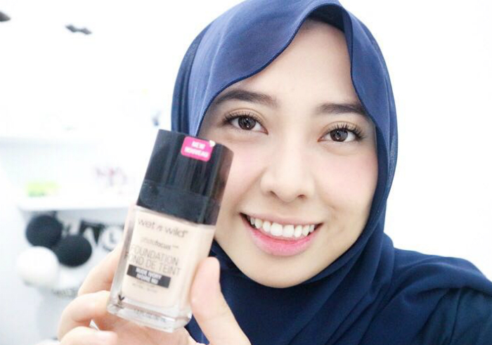 image review Wet n Wild Photofocus Foundation Nude Ivory