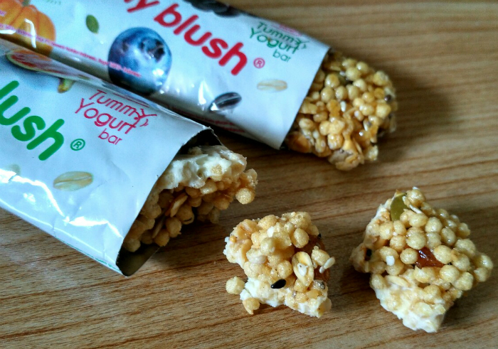 image review Heavenly Blush Yogurt Bar