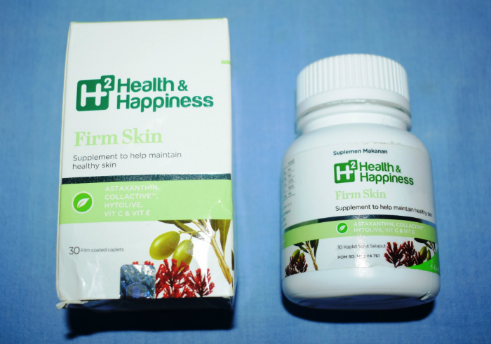 gambar review ke-1 untuk H2 Health & Happiness Firm Skin