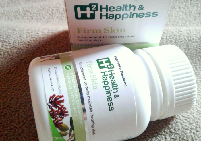 image review H2 Health & Happiness Firm Skin